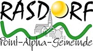 Logo Rasdorf Point Alpha Gemeinde